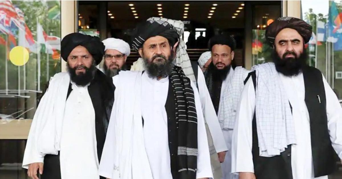 আফগানিস্তানে অন্তর্বর্তীকালীন সরকার ঘোষণা
